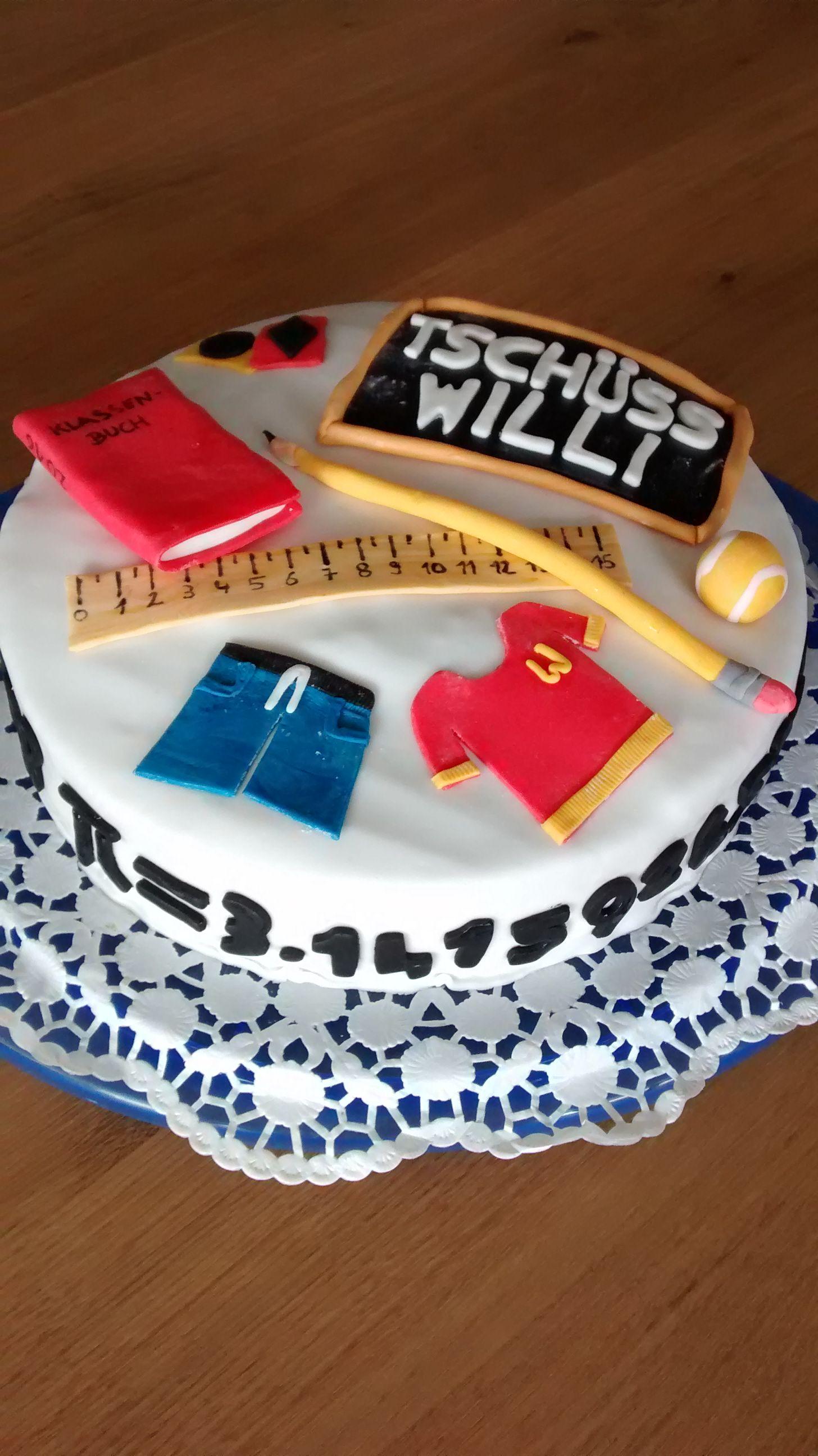 Mathe Sport Torte Zur Pension Mel S Diary
